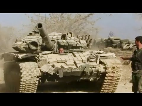 Battles for Syria   January 2nd 2018   Eastern Ghouta