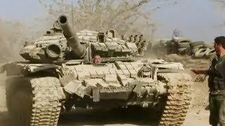 Battles for Syria | January 2nd 2018 | Eastern Ghouta