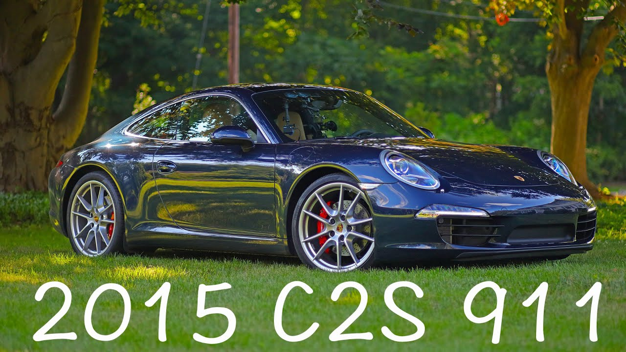 2015 Porsche 991 911 Carrera S detailed review - YouTube