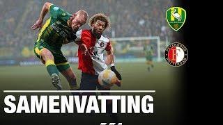 Samenvatting | ADO Den Haag - Feyenoord 2018-2019