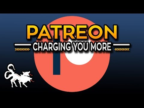 Patreon will begin charging you fees to support your favorite creators