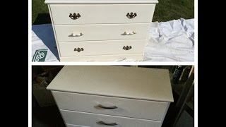 Diy Dresser | Using Chalk Paint