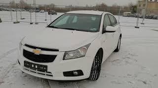 Молодежное авто Chevrolet Cruze 2011год.  Автомобили из Европы на заказ.