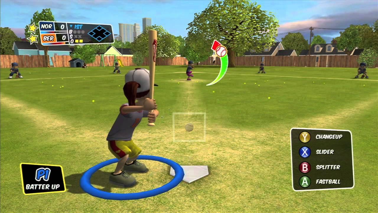 Backyard Sports: Sandlot Sluggers - Patience is a Virtue ...