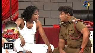 Bullet Bhaskar Sunami Sudhakar Performance | Jabardsth | 17th August 2017| ETV  Telugu