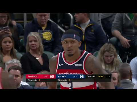 Washington Wizards vs Indiana Pacers | December 10, 2018