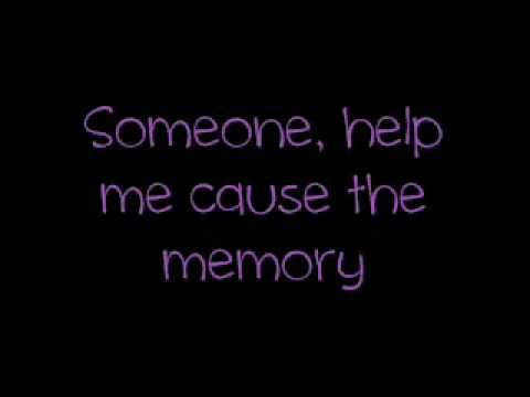 Mayday Parade - The Memory Lyrics