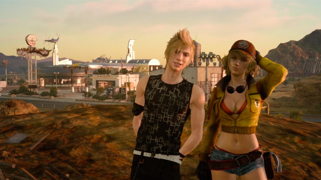 Wallpaper For Ten Girl Room Cindy Amp Prompto Photo Hallowed Hill Of Hammerhead Tour
