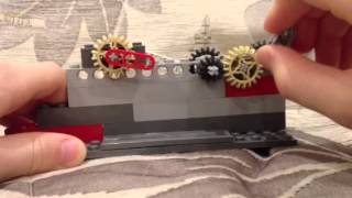 Уроки Lego механики