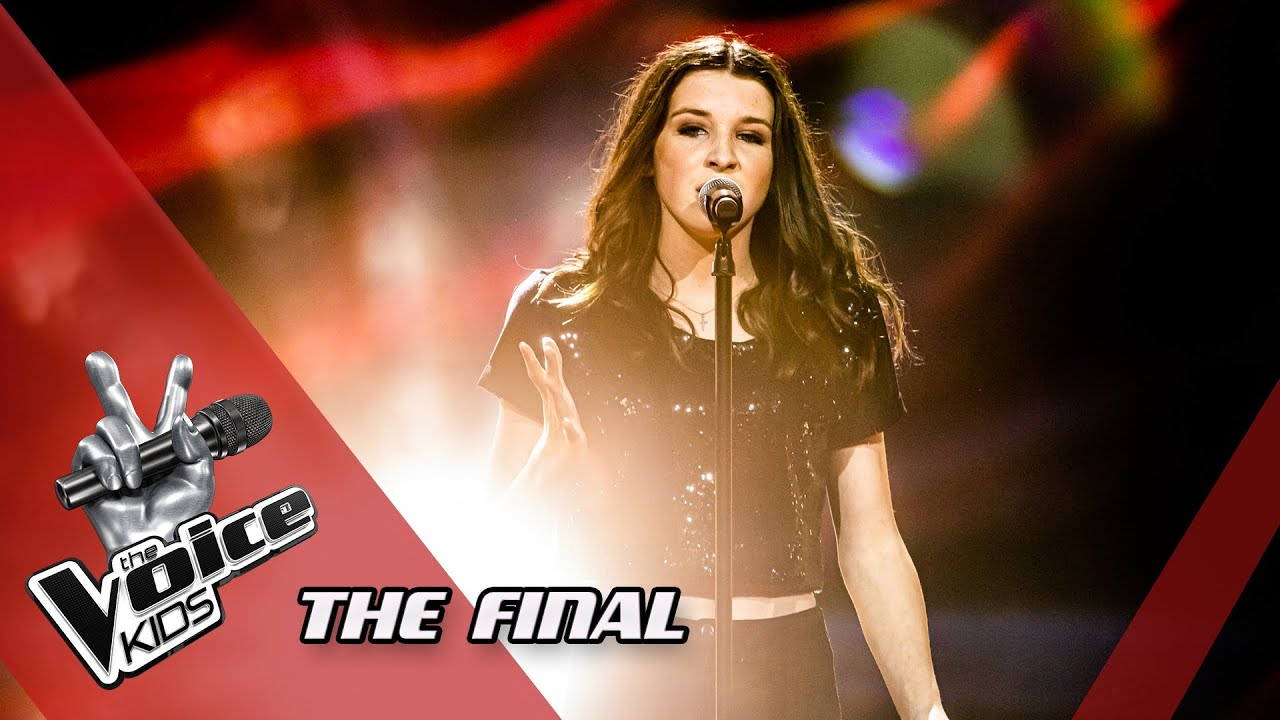 Mette-Marie – 'The Show Must Go On' | The Final | The Voice Kids | VTM