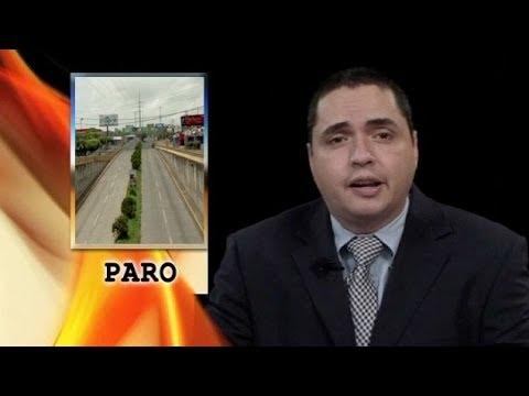 El gobierno se une al paro nacional y la Policía busca el Santo Grial en La Última Mirada News