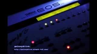 EOS B700でglobeの「FREEDOM」の音色を作成