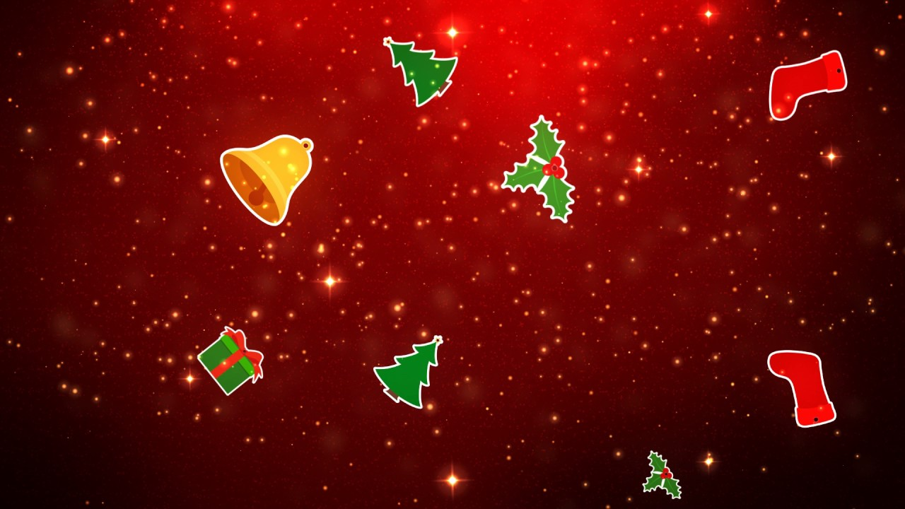 Animated New Year Wallpaper Fondo Video Background Full Hd Christmas Tidings Navidad