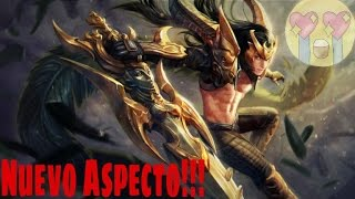 Vain glory nuevo skin Blackfeather