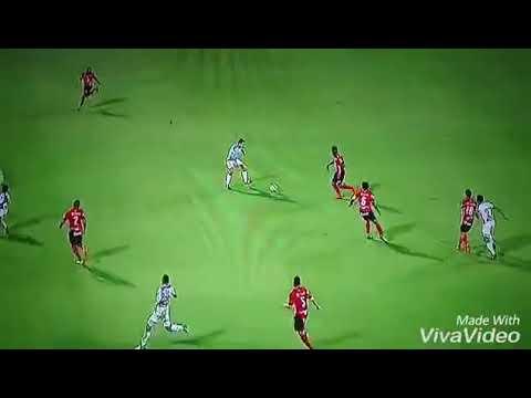 Gol de junior: Medellin 0 - Junior 1 Sebastian Hernandez Cuartos de final 2018