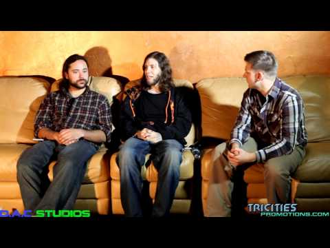 Smile Empty Soul Interview TriCities Promotions 2012