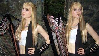 Скачать SWEET DREAMS Eurythmics Marilyn Manson Harp Twins Camille And Kennerly HARP ROCK