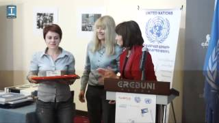 UN Marks 20th Anniversary of the UN Presence in Armenia