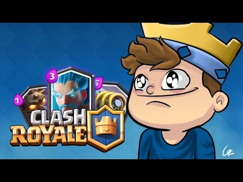 Clash Royale- Magical And Lighting Chest Opening!!