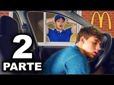 🍔Las MEJORES BROMAS en McDonald's😱 | BROMA en AUTOSERVICIO *PARTE 2*