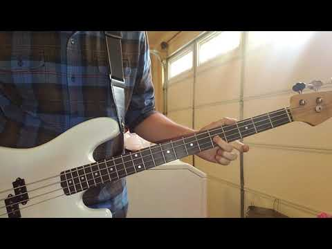 Trailer Trash By Modest Mouse -- Bass Guitar Lesson