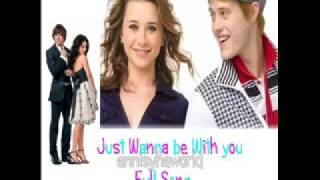Just Wanna Be With You [Troy,Gabriella,Ryan,Kelsi] [Full song+Download] [HSM3]
