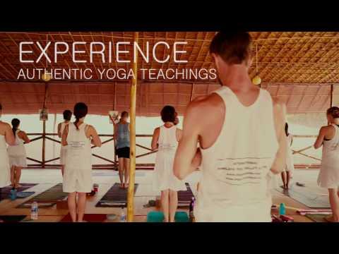 Welcome to Himalaya Yoga Valley  Teacher Training Goa India