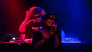 "Kosheen -LIVE- ""Catch"" @Berlin Oct 23, 2014"