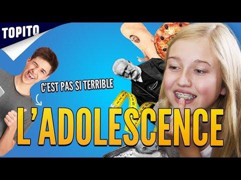 TOP 7 DES INFOS RASSURANTES SUR L'ADOLESCENCE, ça va bien se passer