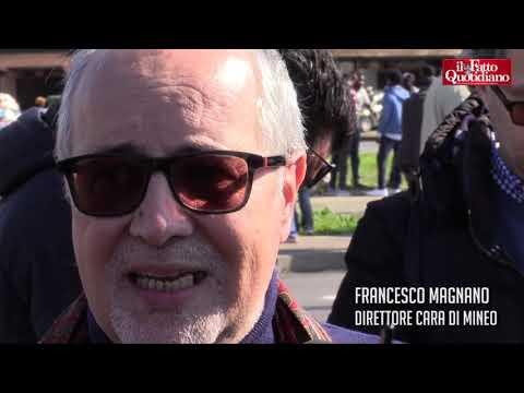 Catania, al via lo sgombero del Cara di Mineo: trasferiti i primi 44 migranti