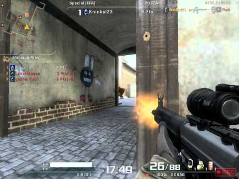 Download SG556 Gameplay [AvA]