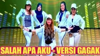 Download lagu ENTAH APA YANG MERASUKIMU - SALAH APA AKU - VERSI GAGAK - TIKTOK VIRAL - SENAM KREASI