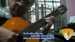 MƯA TRÊN BIỂN VẮNG (Nhạc NHẬT    Lời Việt: Nhật Ngân)