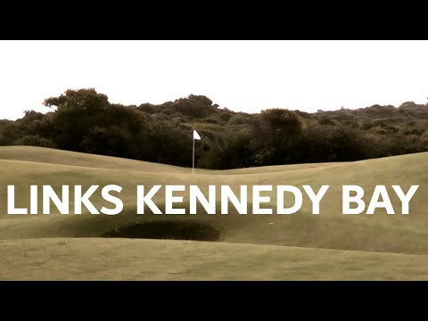FUTURE GOLF CLUB AT THE LINKS KENNEDY BAY // True Links Golf In WA!