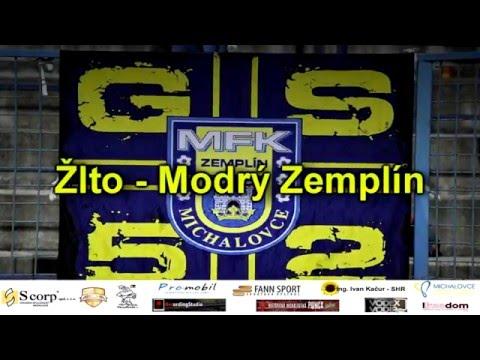 Iconito - Žltomodrý Zemplín (Oficiálna hymna MFK Zemplín Michalovce)
