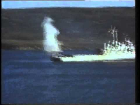 Falklands war (amatuer footage mixed with professional) 4/6