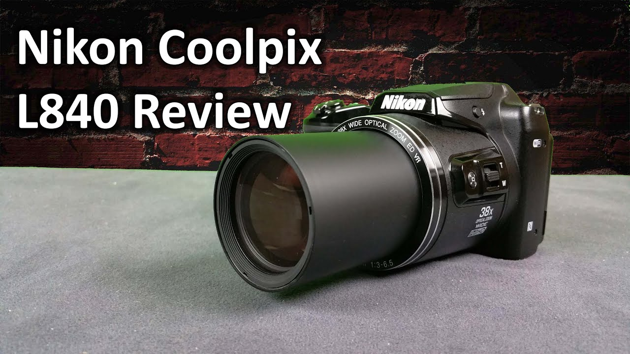 Nikon Coolpix L840 Review: Full Hands on with Image & Video ...