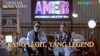 [OFFICIAL MV ] Yang Legit , Yang Legend - Hael Husaini ft Zizi Kirana | Anugerah MeleTOP Era 2019