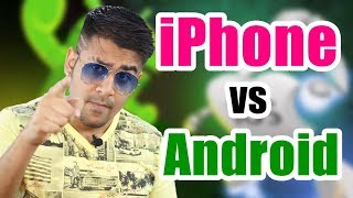 iPhone 2 GB = Android 4 GB ? | Difference Between iPhone & Android | Why iPhone takes low RAM