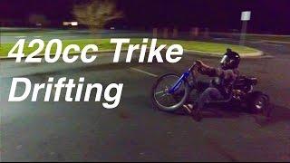 Drift Trike Drifting and Top Speed Run! thumbnail