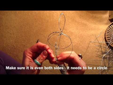 Wire Heart Sculpture - Step by Step guide