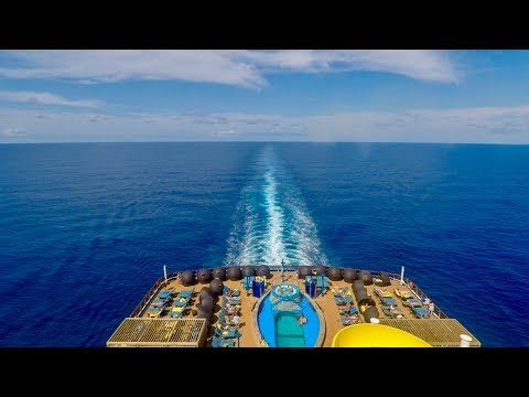 Carnival Spirit - South Pacific Cruise 2019