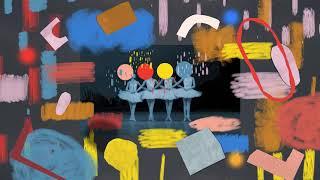 Ballet  - Video Art by Luke Conroy