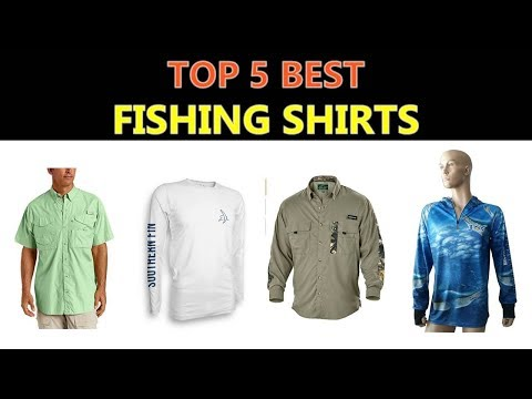 Best Fishing Shirts 2020