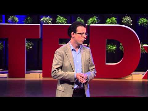 We're running out of land, so let's build on water: Rutger de Graaf at TEDxDelft