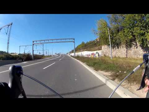 Belgrade, Serbia - Bike Commute 2012-10-06