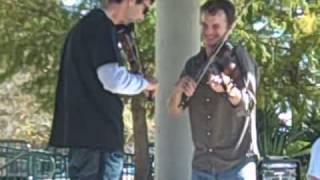 "1. Lost Bayou Ramblers ""Bosco Stomp"" @ Bach Lunch Oct 31, 2008"
