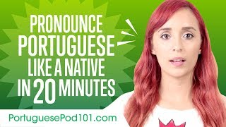 Baixar How to Pronounce Portuguese Like a Native Speaker