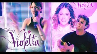 """VIOLETTA on Tour - Acoustic Session """"Song Mash Up"""" 