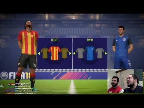 KOÇUM BENİM - FIFA2018 BE'OLM #01